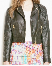 Leather Jacket # 218
