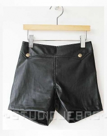 Leather Shorts Style # 365
