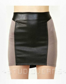 Figurine Leather Skirt - # 156