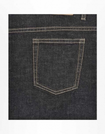 Hunger Black Stretch Jeans - Dark Wash