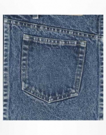 Heavy Rebel Blast Wash Jeans