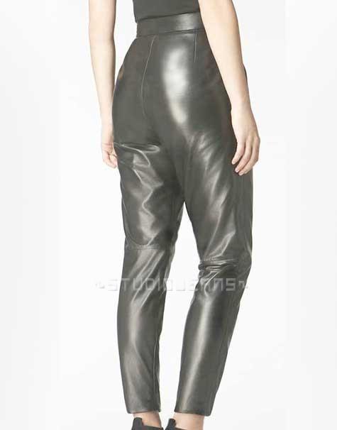leather harem pants men - photo #33