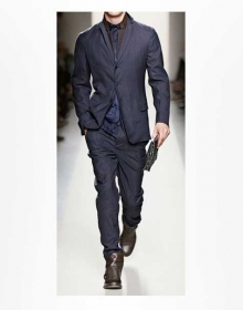 Suits With Very Slim Lapels