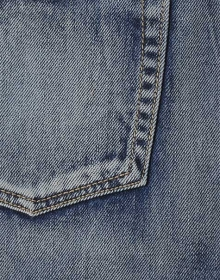 Heavy Arion Blue Vintage Wash Jeans
