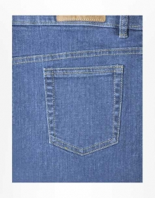 Bauer Stretch Jeans - Light Blue