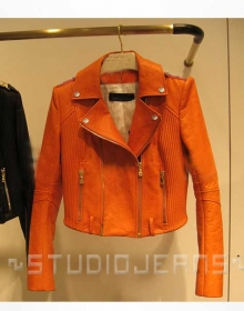 Leather Jacket # 234