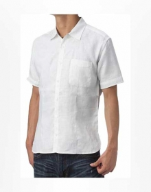 Linen Shirts - Half Sleeves
