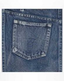 Heavy Rebel Vintage Wash Jeans