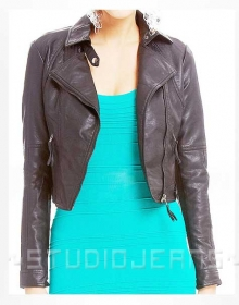 Leather Jacket # 223
