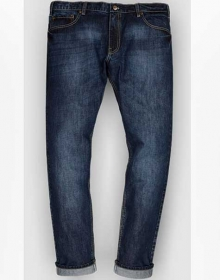 Riot Blue Denim X Wash Jeans