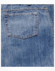 Kamin Light Blue Wash Jeans