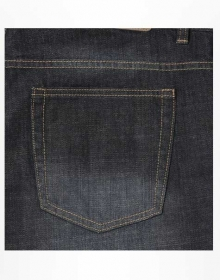 Bowman Blue Scrapped Jeans