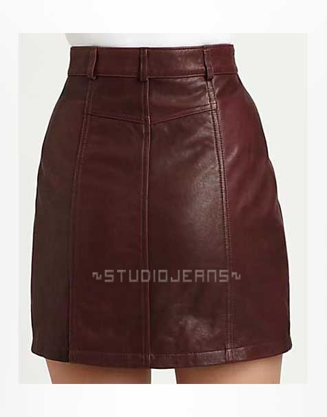 stylish leather skirt 148 custom suits