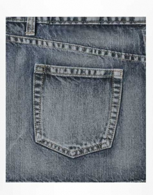 Fielder Blue Vintage Wash Jeans