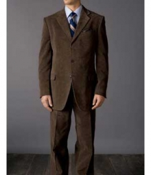 Corduroy Suit - Pre Set Sizes