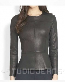 Leather Top Style # 63