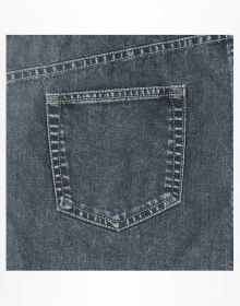 Legend Deep Blue Blast Wash Jeans
