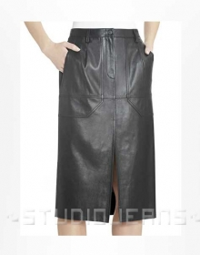 Mable Leather Skirt - # 191