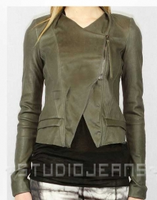Leather Jacket # 227