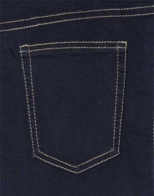 Nautical Ultra Stretch Jeans - Dark Wash